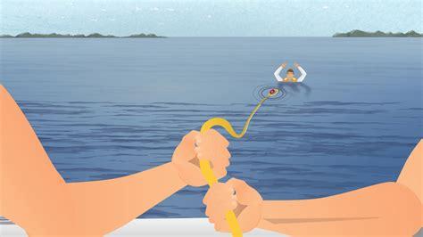 keeps heaving person overboard emergency procedures boatsmart knowledgebase