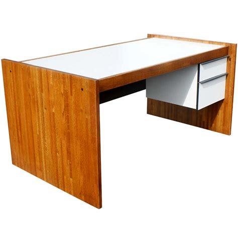 Modern Desk Legs 59 Quot Mid Century Modern Panel Legs Desk Ebay