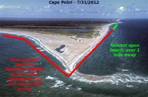 obpa cape hatteras beach closures outer banks