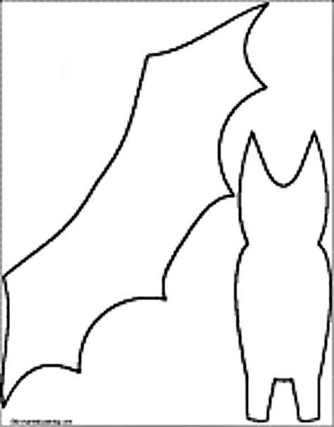 template for bats stencils bats images