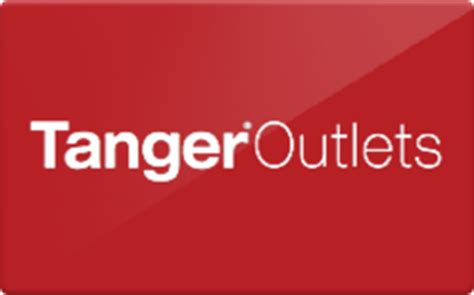 Tanger Gift Card - sell tanger outlets gift cards raise