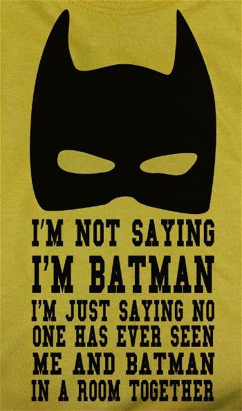 Robin Quote T Shirt for our special friend tshirts batman bat