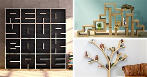 unique bookshelves for creative bookshelves and unique bookcases that put a spin on storage