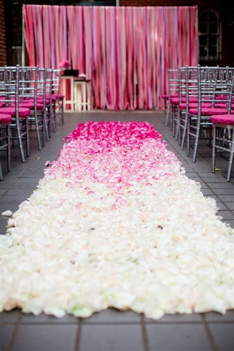 styled the aisle wedding ceremony ideas belle the magazine 1000 images about altar aisle decor on pinterest