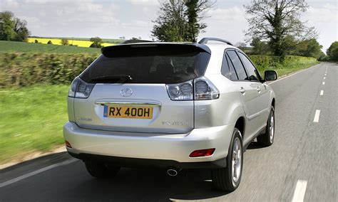 lexus rx 2003 lexus rx estate 2003 2009 photos parkers