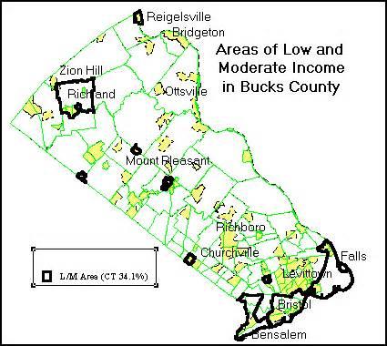 bucks county consortium consolidated plan executive summary