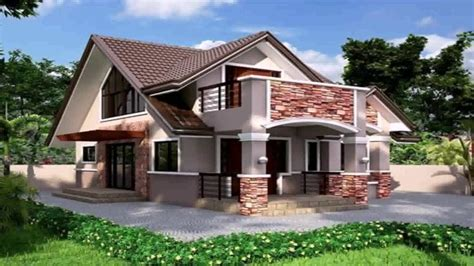 house design for bungalow in philippines latest bungalow house design in the philippines youtube