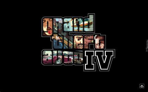 Grand Theft Auto 4 Logo by Logo Grand Theft Auto Iv