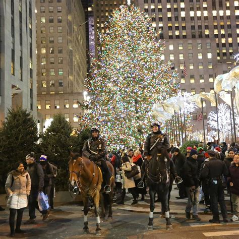 when is the lighting of the rockefeller tree lighting of rockefeller center tree 28 images