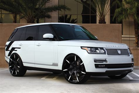 customized range rover custom range rover search rover enthusiast