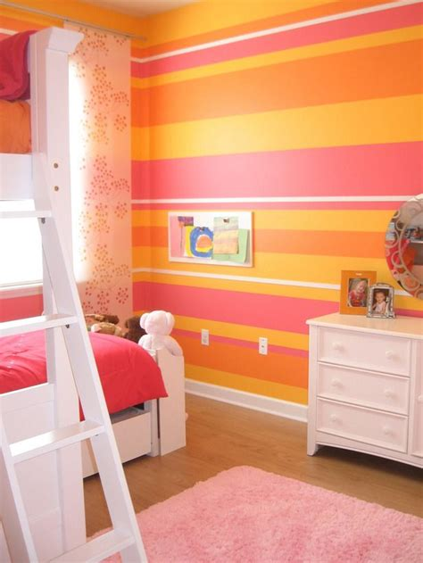 striped walls bedroom 13 ways to create a vibrant and cheerful room stripes