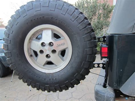 swing out tire carrier exogate tire carrier