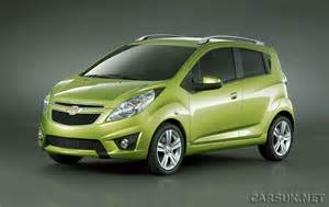 chevy spark confirmed the yanks learn cars