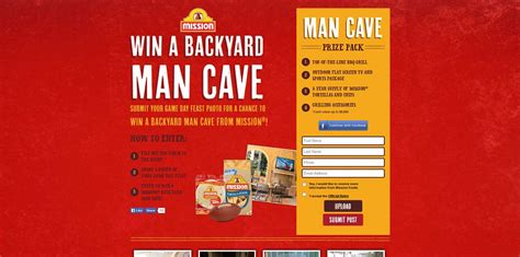 Man Cave Sweepstakes - mission outdoor man cave sweepstakes 82 000 in prizes
