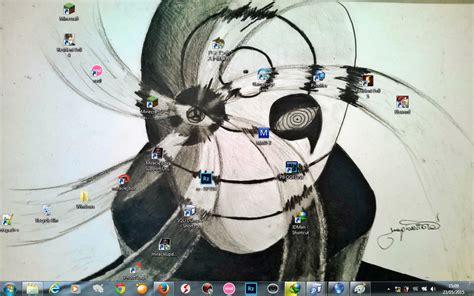 gambar keren obito gambar anime untuk wallpaper laptop gudang wallpaper