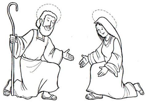 imagenes de jesus jose y maria para colorear jes 250 s te llama dibujos navide 241 os para colorear