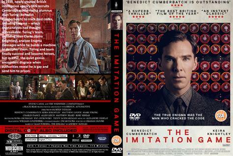 enigma le film 2014 the imitation game dvd cover 2014 r2 custom art