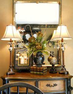 southern kitchen decor on glass pitchers