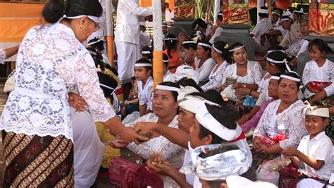 new year in indonesia 2015 ubud bali indonesia march 25 2015 unidentified