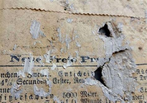 wohnideen zeitung wohnideen wandgestaltung maler zeitung vom 18 juni 1897