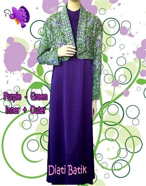 Baju Muslim Batik Kombinasi Boutique Kusus Baju Muslim Rachael Edwards