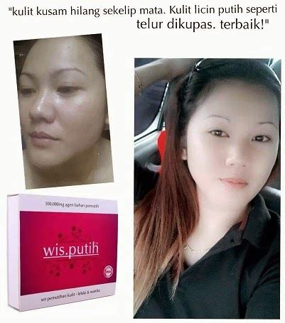 Sabun Qu Putih produk kecantikan kesihatan wis putih skincare free