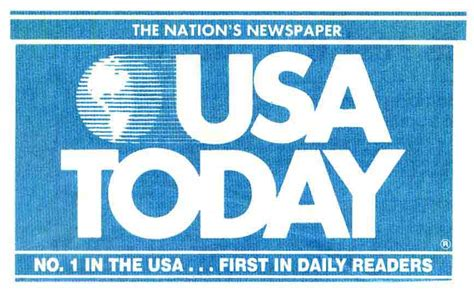 usa today life section usa today national newspaper article october 2007