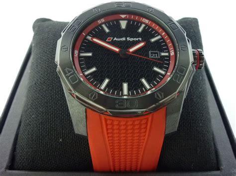 Audi Uhren Shop by Audi Sport Uhr Rot Schwarz Uhren Chronographen Shop
