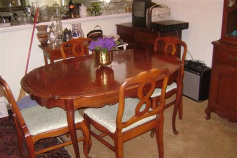 expandable dining room table sets estate sale venice fl dining room set 3 pieces