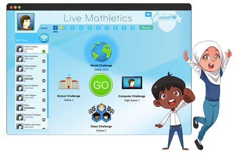 Parent Letter Mathletics targeting maths fluency with live mathletics