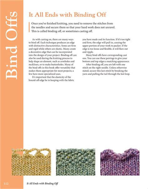 casting pattern making books cast on bind off book review crochet addict uk