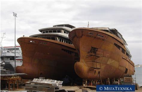 catamaran project hull for sale mega technica 50m hulls yacht charter superyacht news