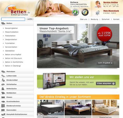 konsument matratzen betten de setzt auf kooperationen und eigenen showroom