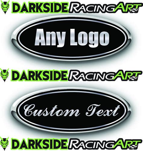 Auto Decals And Emblems by Ford Emblem Overlay Decals Html Autos Post
