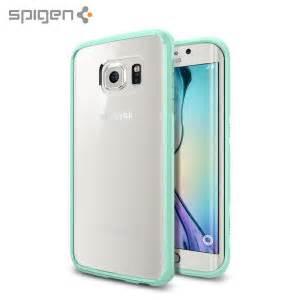 Spigen Ultra Hybrid Soft Cover Samsung Galaxy S6 Edge spigen ultra hybrid samsung galaxy s6 edge mint