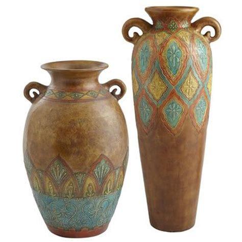 Terracotta Floor Vase by 25 Best Ideas About Floor Vases On Floor