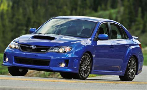 2011 Subaru Wrx Sedan by Car And Driver