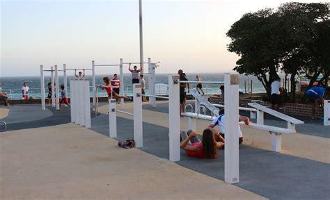 the ten best outdoor gyms in sydney concrete playground