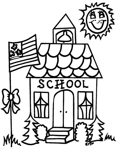 coloring page school back to school coloring pages best coloring pages for kids