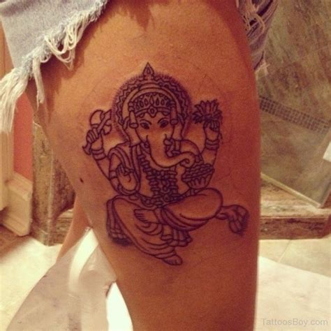 ganesha tattoos tattoo designs tattoo pictures page 4
