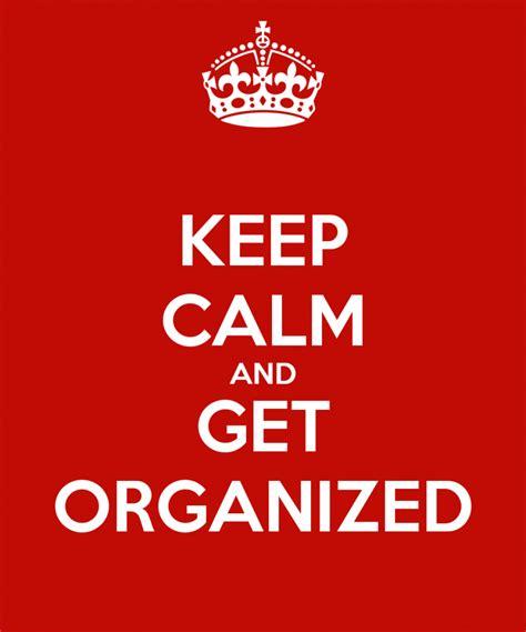 Get Organised by Get Organized Ruby