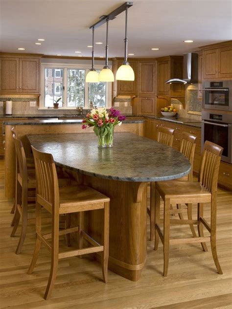 kitchen island eating area this is even better just extend from the counter into