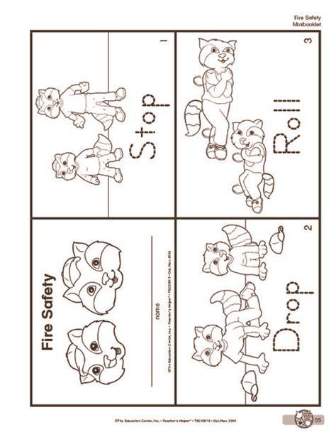 preschool fire safety booklet printables 7 best safe and unsafe worksheets for kids images on pinterest