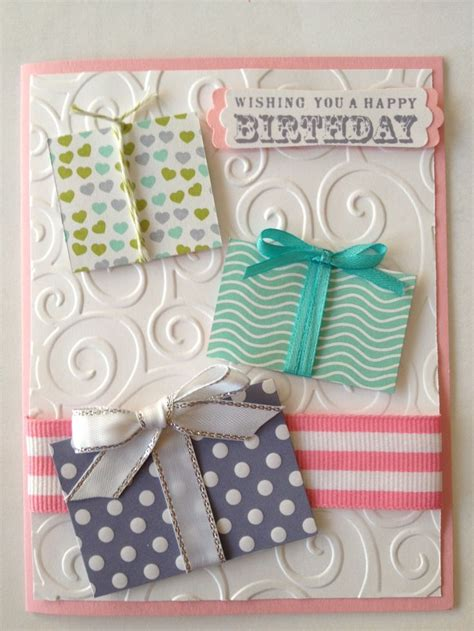Handmade Birthday Ideas - best 25 handmade birthday cards ideas on diy