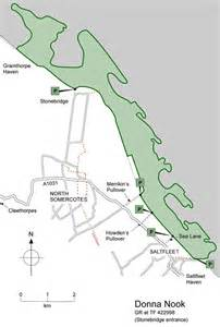 donna map seals at donna nook an edr photography