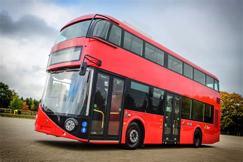 volvo buses volvo b5lhc deck electric hybrid