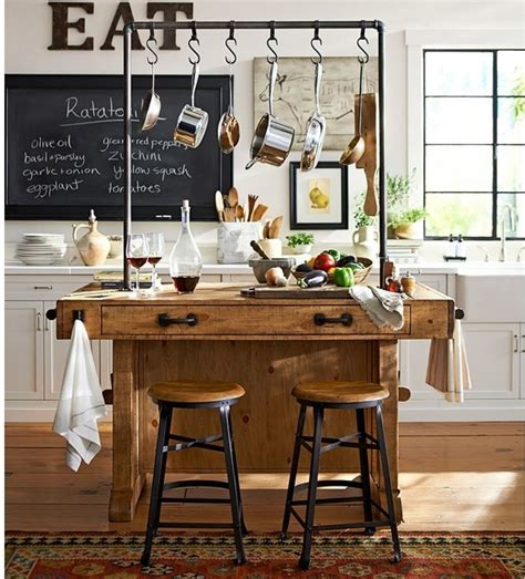 pottery barn kitchen ideas pottery barn