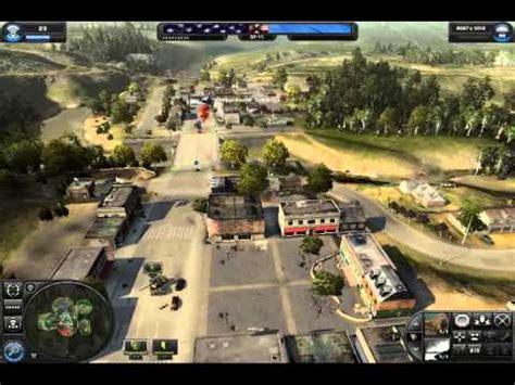 world  conflict soviet assault gameplay  mw  mod  cheats youtube