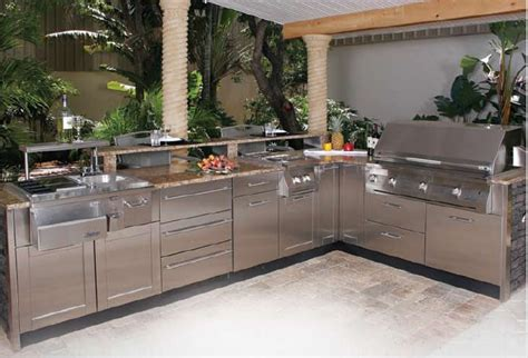 kitchen collection durable outdoor kitchen appliances ck homesolutions outdoor kitchens