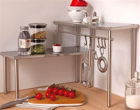 etagere en inox pour cuisine etag 232 re d angle de cuisine becquet